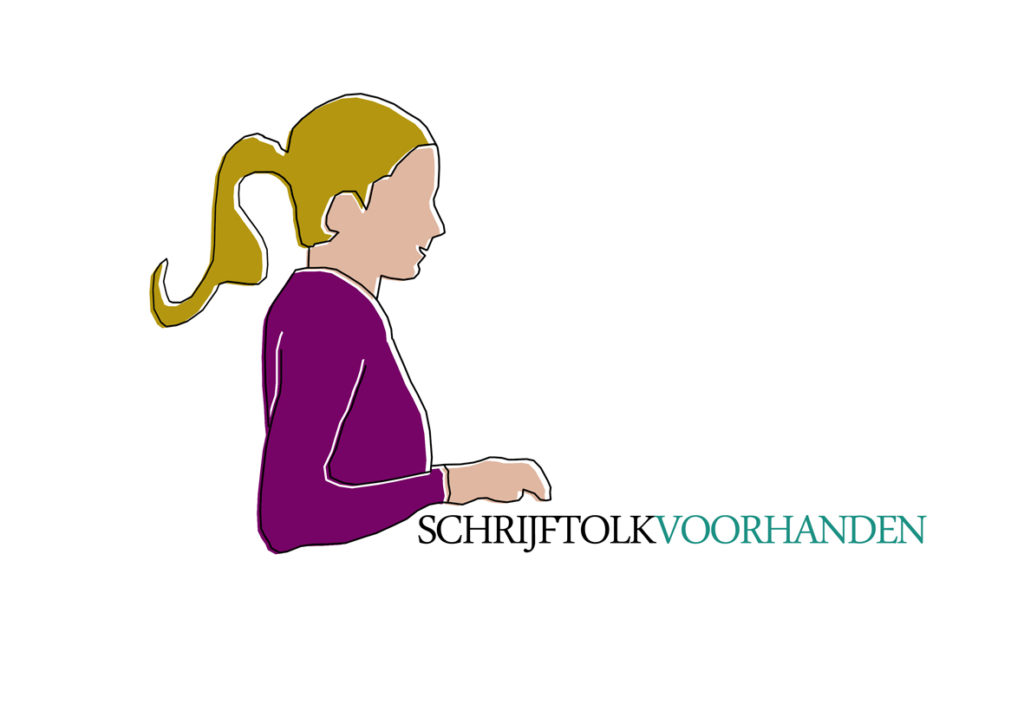 'Logo Schrijftolk voorhanden'